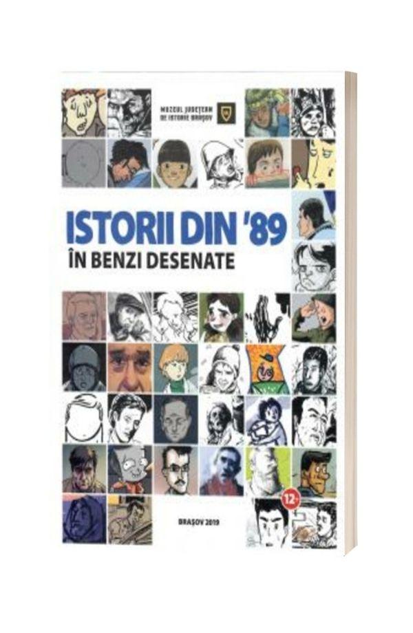 Istorii Din '89 In Benzi Desenate