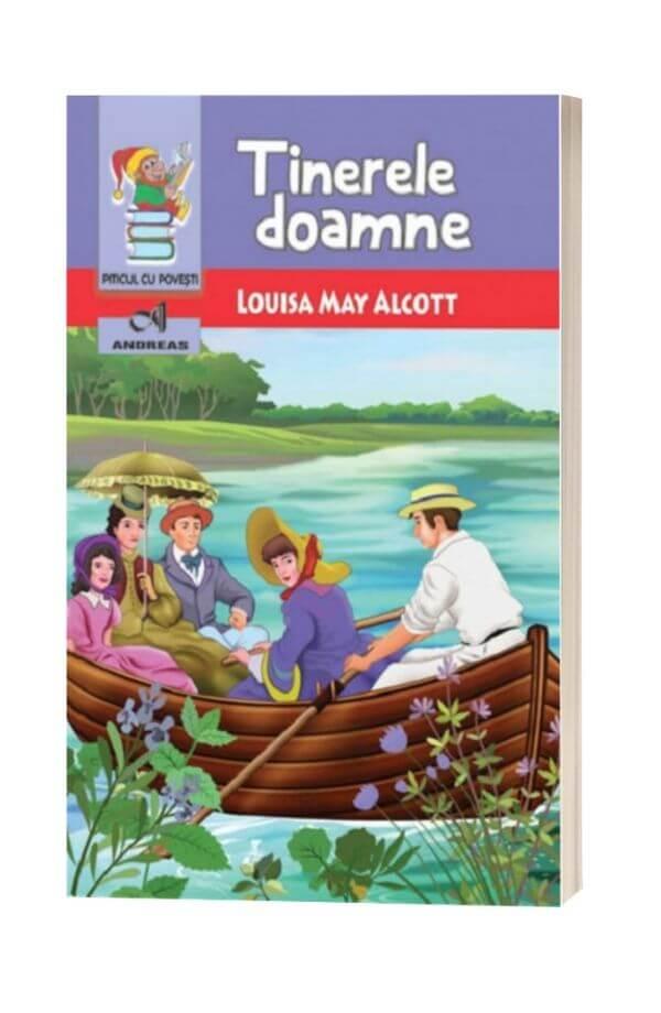 Tinerele doamne - Louisa May Alcott