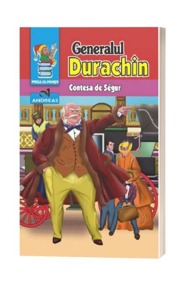 Generalul Durachin - Contesa de Segur