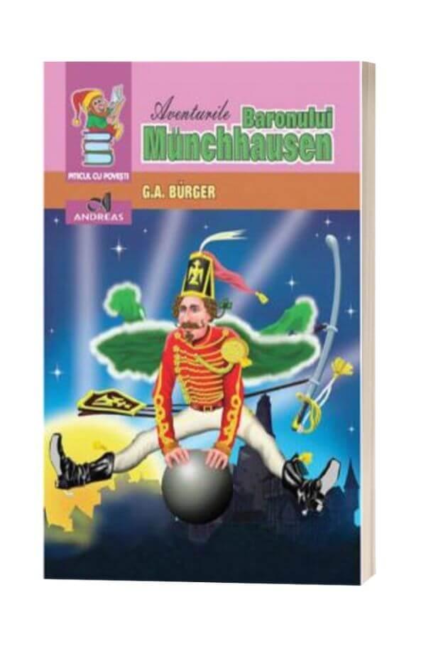 Aventurile Baronului Munchhausen - G.A. Burger