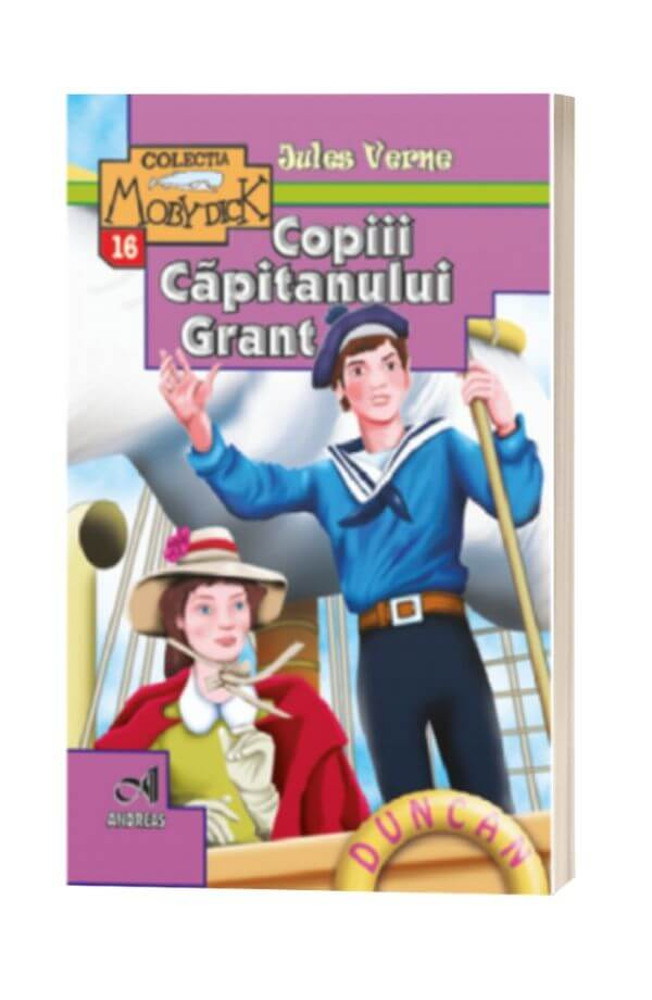 Copiii capitanului Grant - Jules Verne