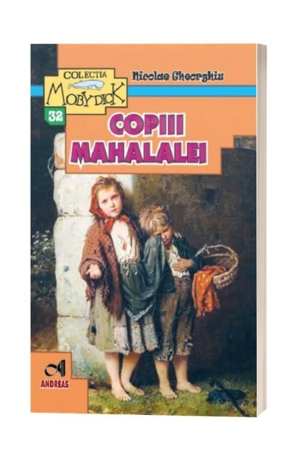 Copiii mahalalei - Nicolae Gheorghiu