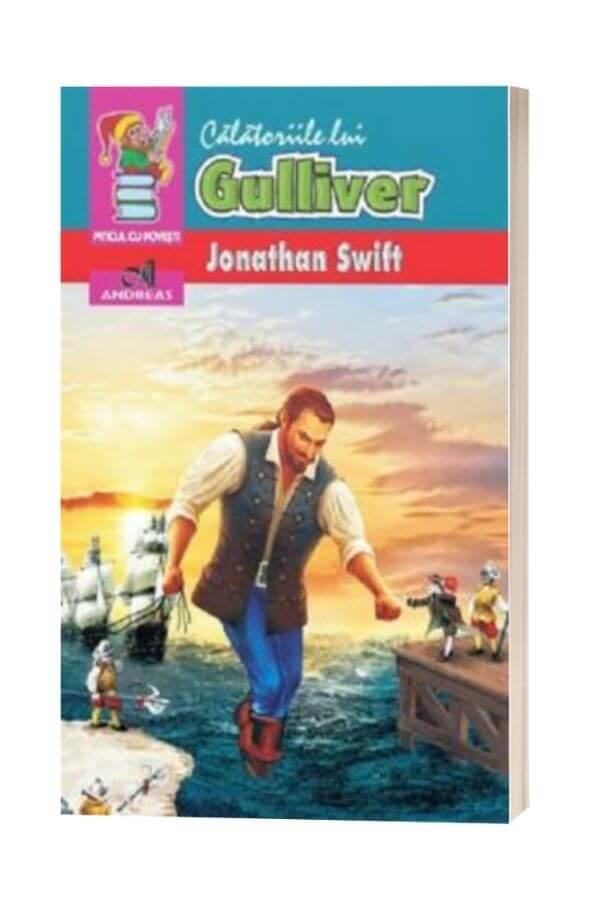 Calatoriile lui Gulliver - Jonathan Swift