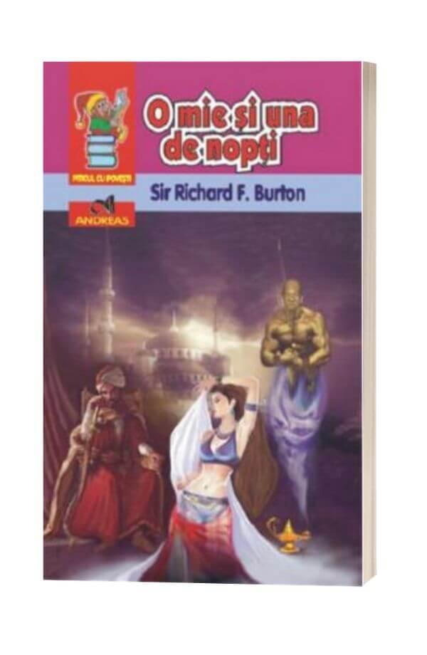O mie si una de nopti - Richard F. Burton