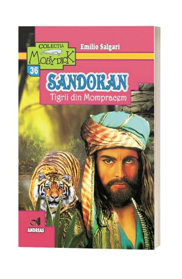 Sandokan - Tigrii din Mompracem - Emilio Salgari