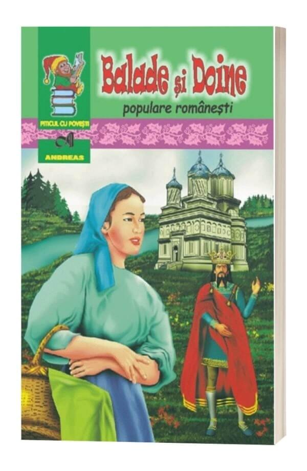 Balade si Doine populare romanesti