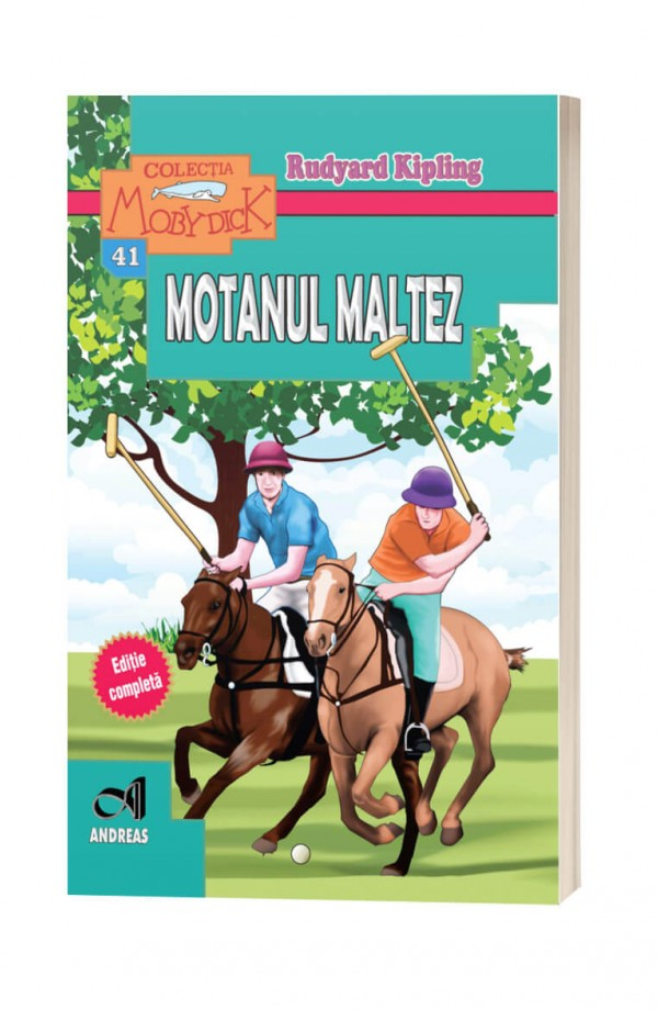 Motanul maltez - Rudyard Kipling