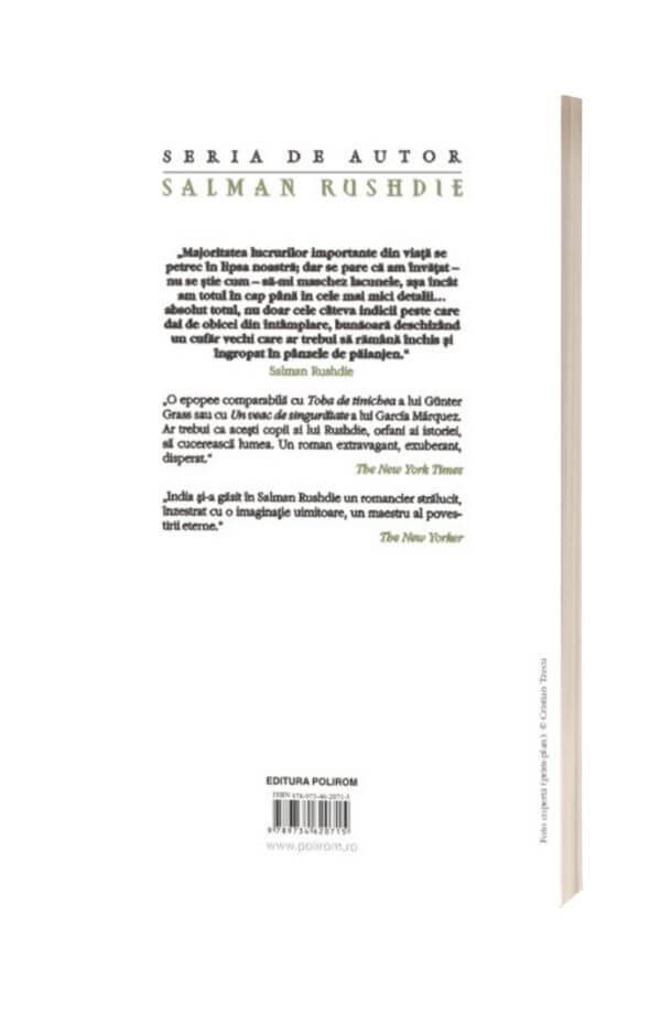 Copiii din miez de noapte - Salman Rushdie