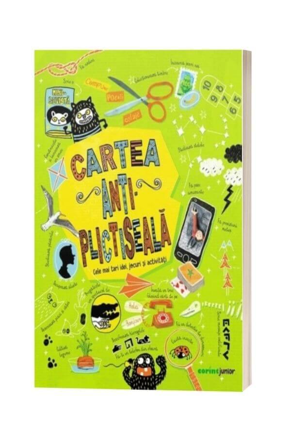Cartea antiplictiseala - James Maclaine, Sarah Hull, Lara Bryan