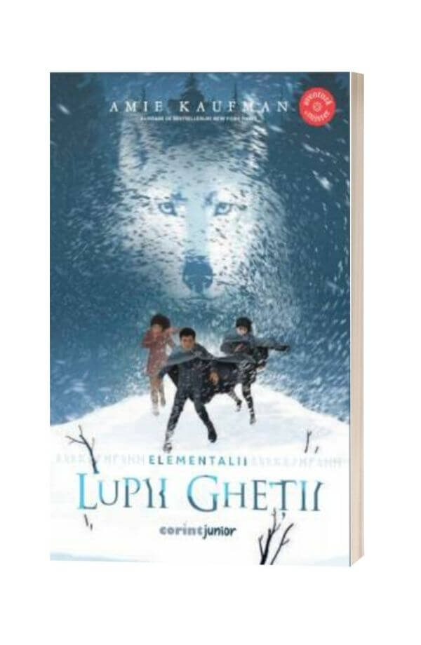 Elementalii, Lupii Ghetii - Amie Kaufman (vol.1)
