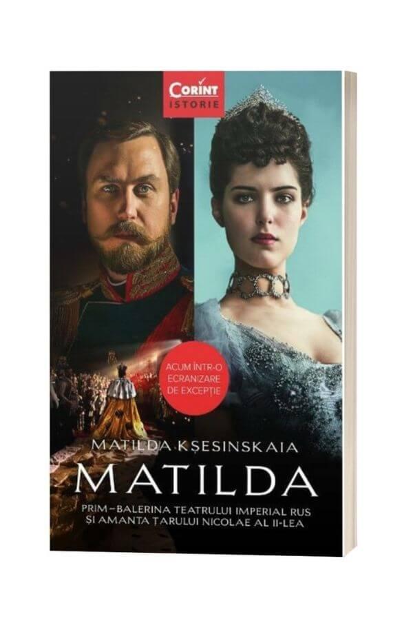 Matilda.Prim-balerina teatrului imperial rus si amanta tarului Nicolae al-II-lea - Matilda Ksesinskaia
