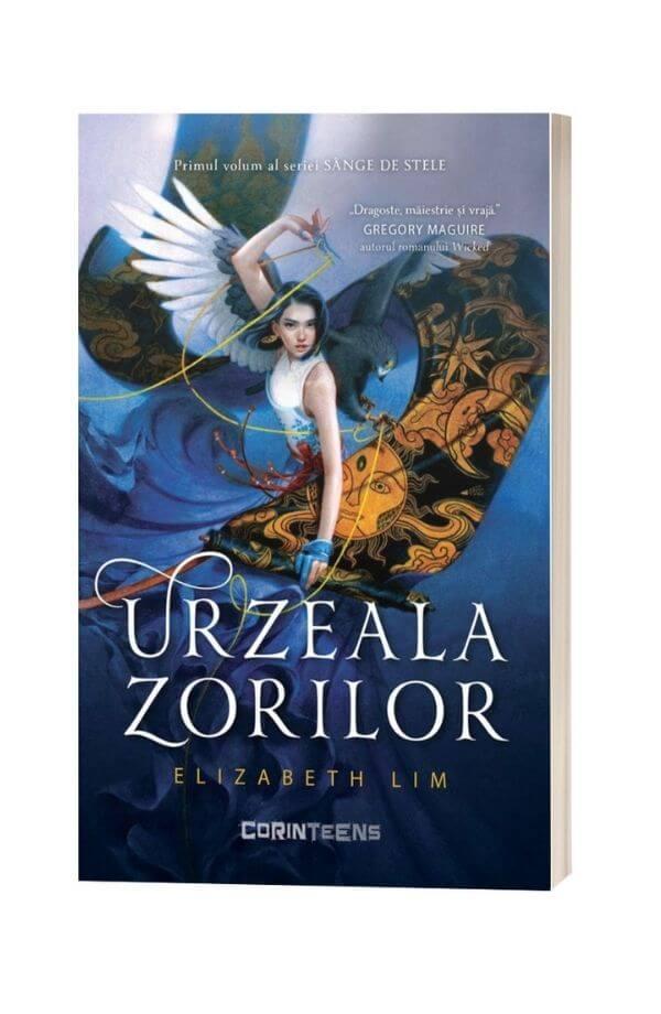 Sange de stele, Urzeala zorilor - Elizabeth Lim (vol. 1)