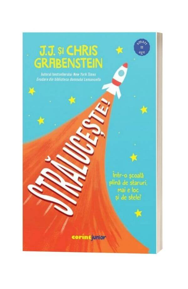 Straluceste! - J.J. Grabenstein, Chris Grabenstein