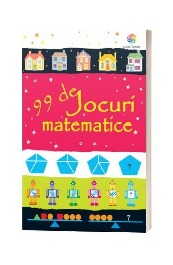 99 de jocuri matematice - Sarah Khan