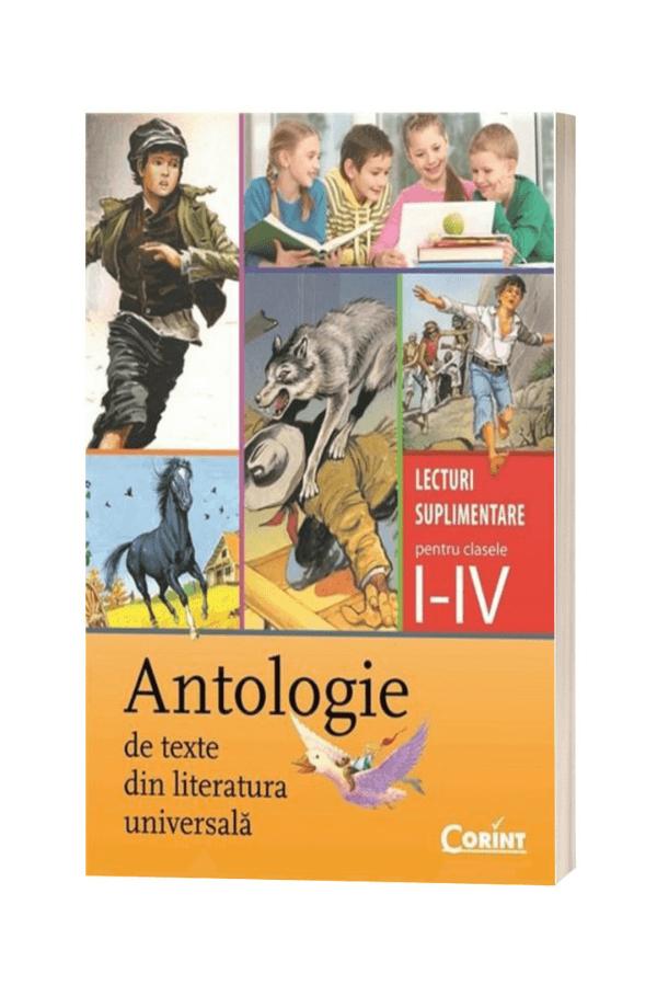 Antologie de texte din literatura universala - Alexandrina Dumitru, Daniela Beşliu
