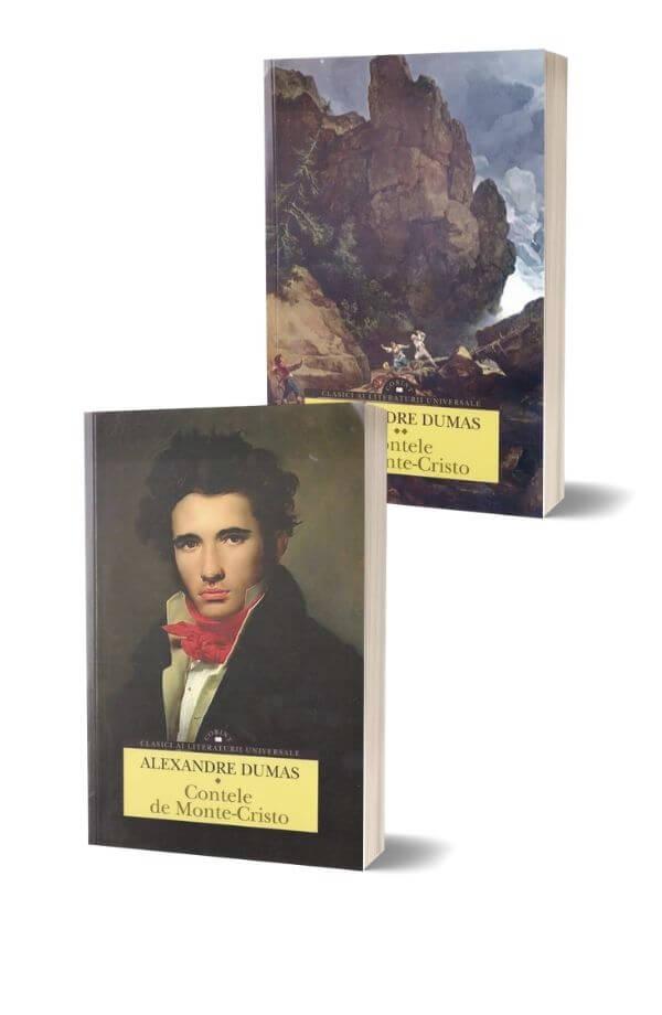Contele de Monte Cristo ( 2vol.) - Alexandre Dumas