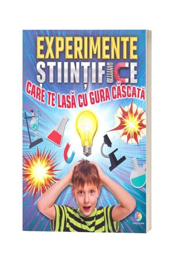 Experimente stiintifice care te lasa cu gura cascata - Thomas Canavan, Elaine Wilkinson