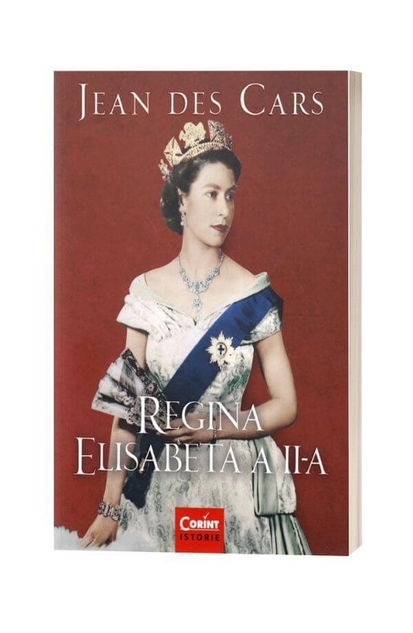 Regina Elisabeta a II-a - Jean des Cars
