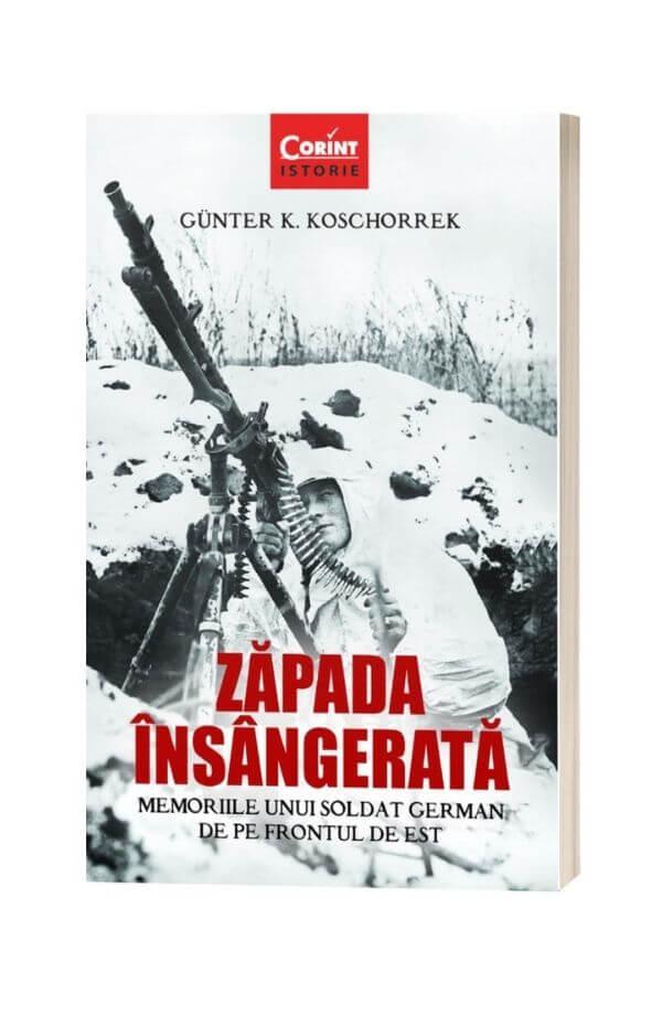 Zapada insangerata - Gunter K. Koschorrek