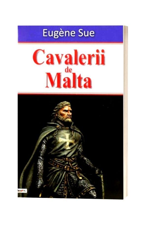 Cavalerii de Malta - Eugene Sue