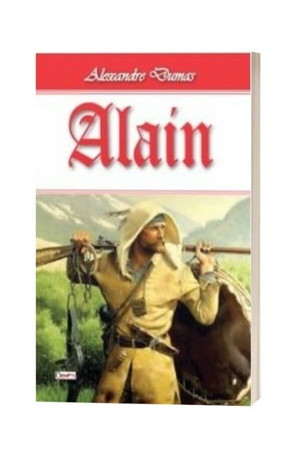 Alain - Alexandre Dumas