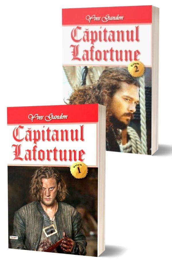 Capitanul Lafortune - Yves Gandon (2 vol.)