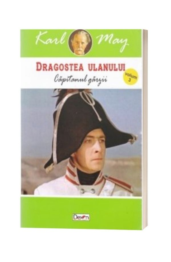 Capitanul garzii - Karl May