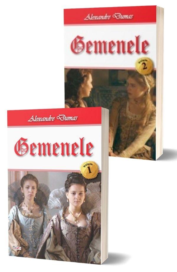 Gemenele - Alexandre Dumas (2 vol.)