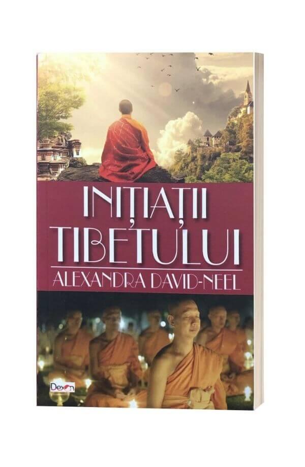 Initiatii Tibetului - Alexandra David-Neel