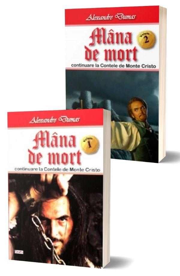 Mana de mort - Alexandre Dumas (2 vol.)