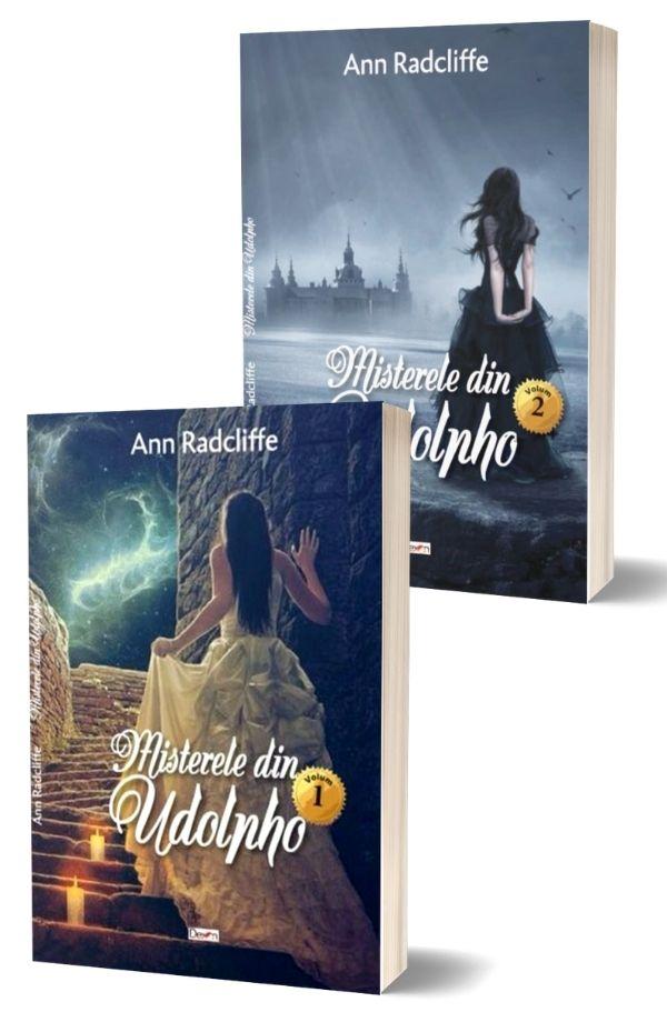 Misterele din Udolpho - Ann Radcliffe (2 vol.)