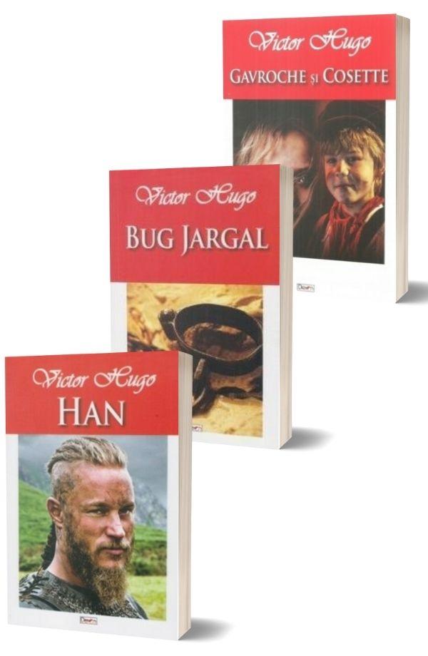 Pachet Victor HuGo (3 vol)