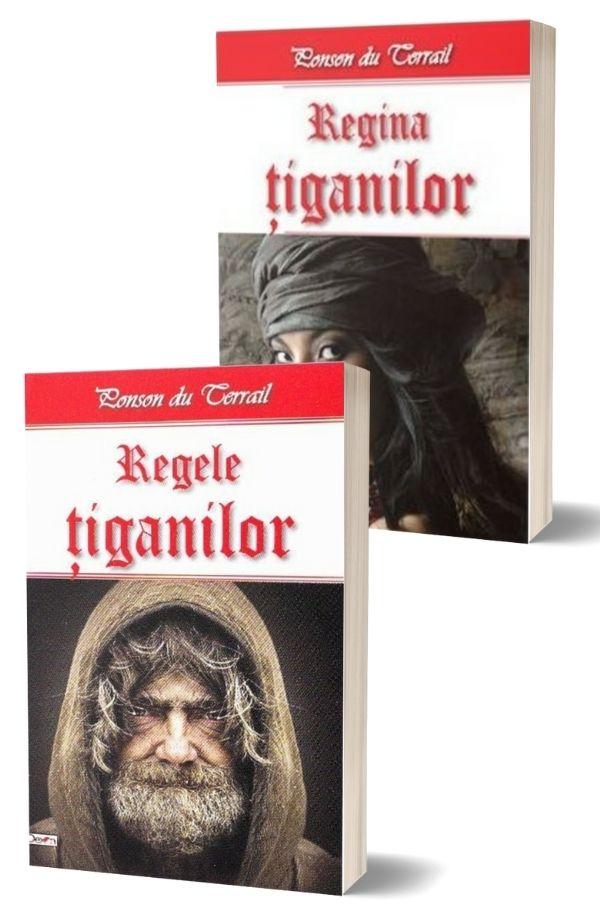 Regele tiganilor - Ponson du Terrail (2 Vol.)