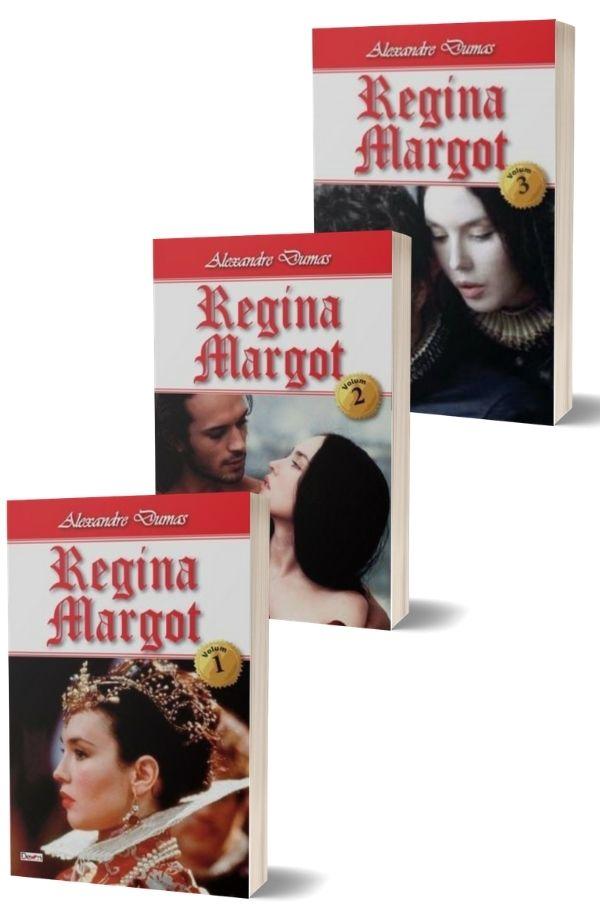 Regina Margot - Alexandre Dumas (3 vol.)