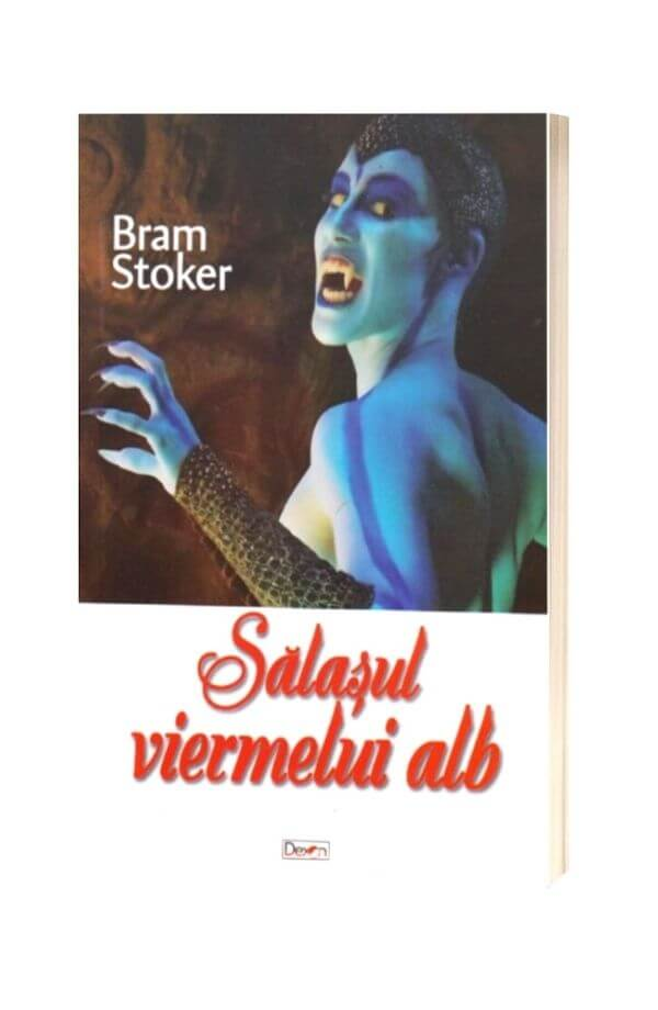 Salasul Viermelui Alb - Bram Stoker