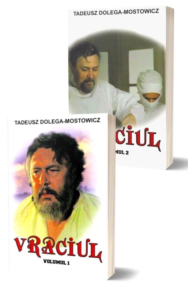 Vraciul - Tadeusz Dolega-Mostowicz  (2 vol.)