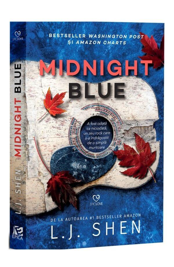 Midnight Blue - L. J. Shen