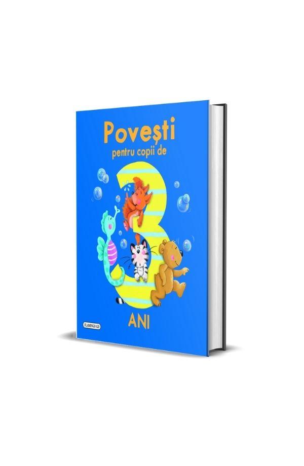 Povesti pentru copii de 3 ani