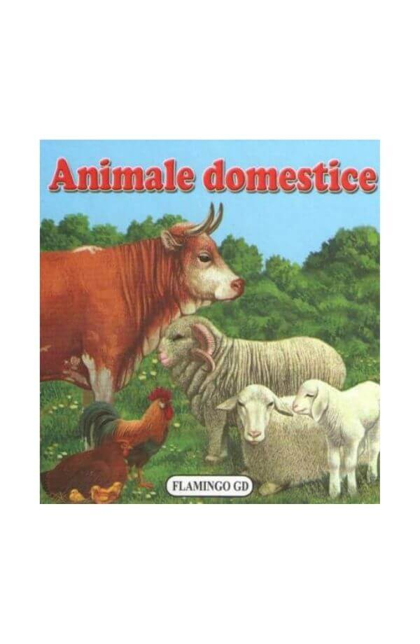 Animale domestice (pliant cartonat)