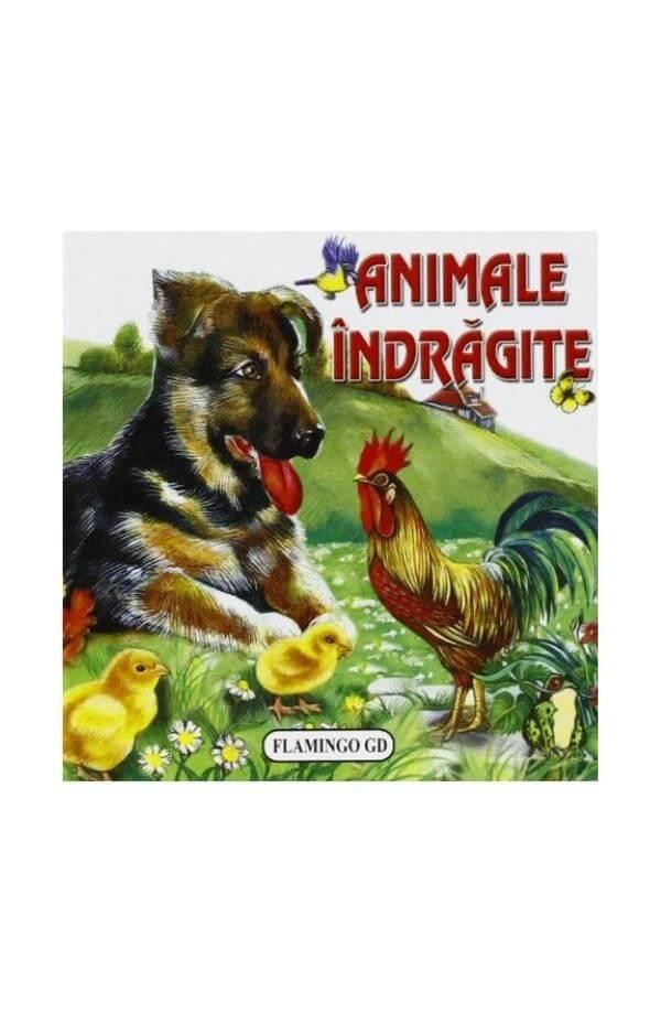 Animale indragite (pliant cartonat)