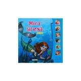 Mica sirena - Carte cu sunete