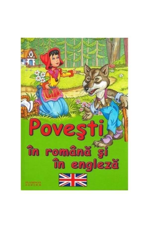 Povesti in romana si engleza