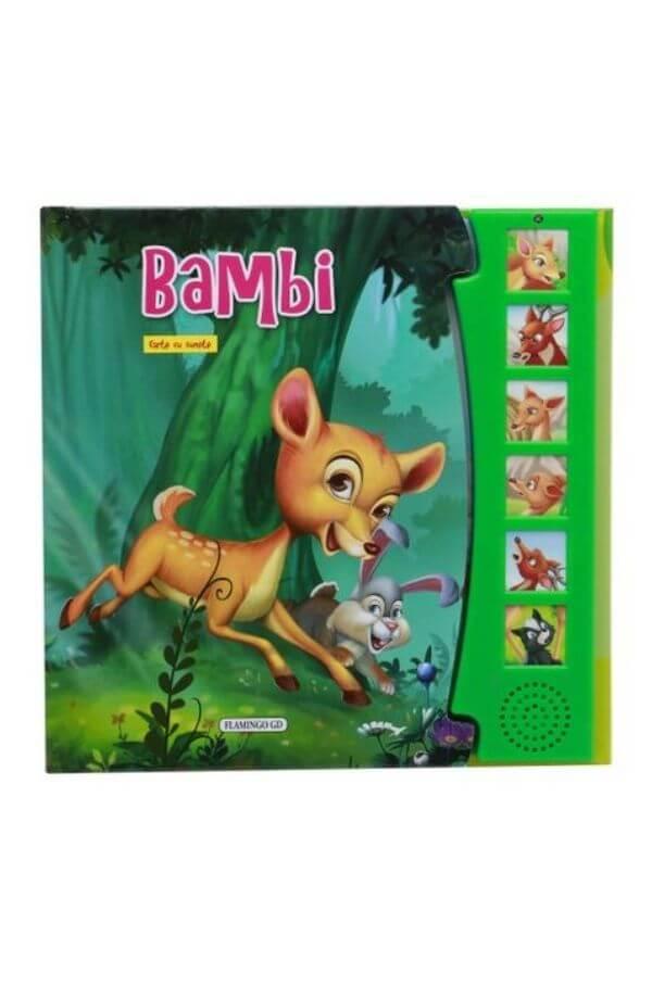 Bambi - Carte sunete