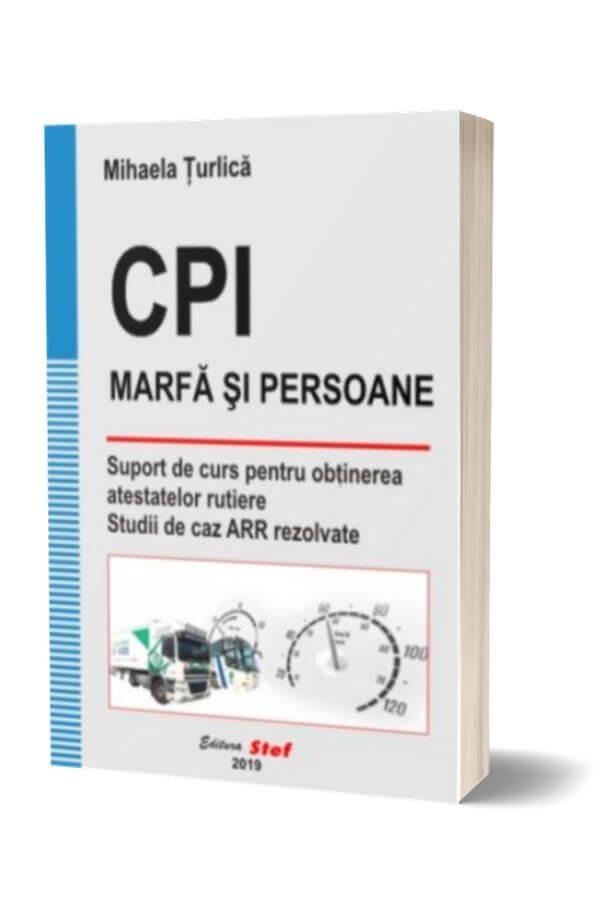CPI marfa si persoane - Mihaela Turlica