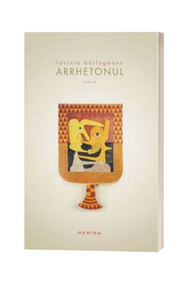 Arrhetonul - Lavinia Barlogeanu