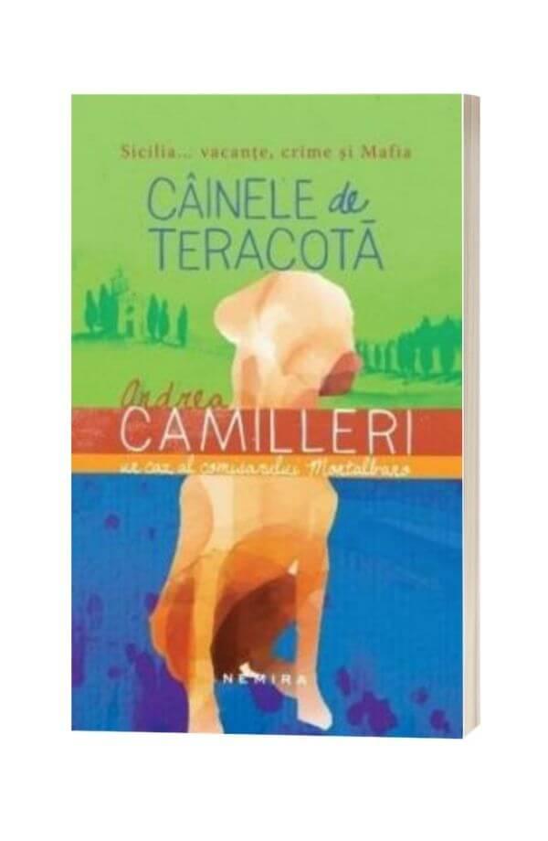 Cainele de teracota - Andrea Calogero Camilleri