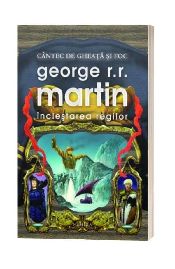 Inclestarea regilor - George R. R. Martin