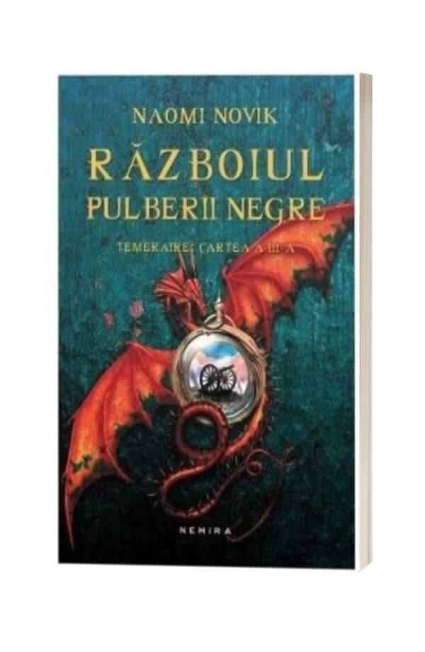 Razboiul pulberii negre - Naomi Novik (paperback)