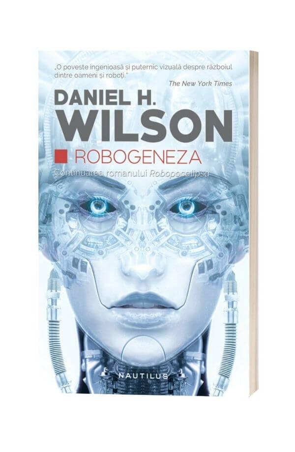 Robogeneza - Daniel H. Wilson