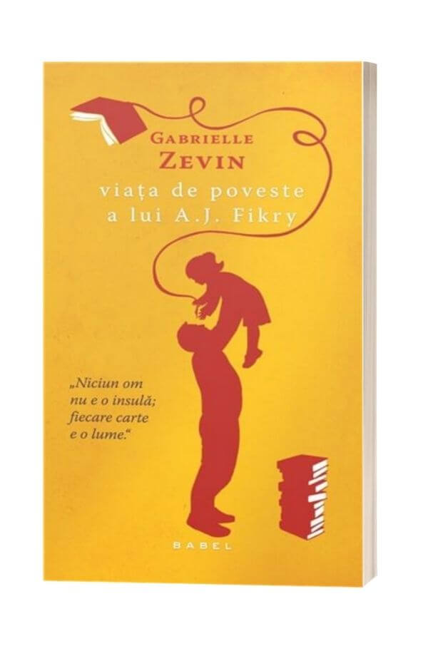 Viata de poveste a lui A.J. Fikry - Gabrielle Zevin